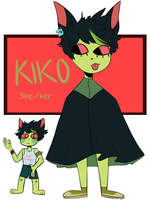 Kiko Ref by MarsTemple