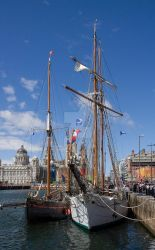Tall ships by welshbeck