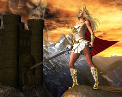 For the Honor of Grayskull by Timewyrm