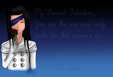 Happy Valentine's Day Luna! by PrinceNeoShnieder