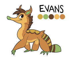 Evans Ref 2012 by GemFeathers