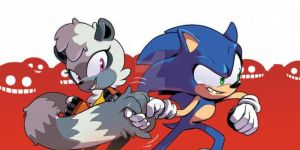Sonic's New Ally in IDW Comics by ScottishArtGuy