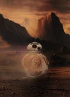 BB-8 by Aste17