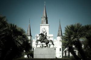 Jackson Square by gravedesires777