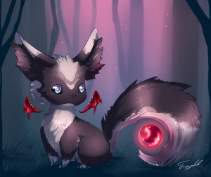 SPEEDPAINT | Art Trade - Thatch by FinsterlichArt