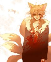 killer fox by Zoo-chan