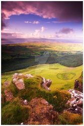 Benevenagh by DL-Photography