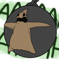 Oogie On A Wrecking Ball by Noobynewt