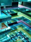 Maze of colours and reflections by P3droD