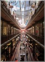 The Strand Arcade - Middle Level by JohnK222
