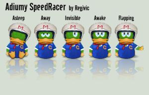 Adiumy SpeedRacer by Regivic