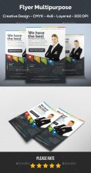Preview Flyer Multipurpose003 by artgh