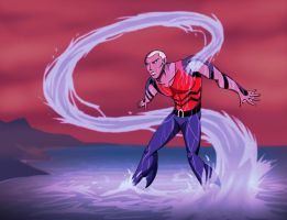 Young Justice: Aqualad by MonteCreations