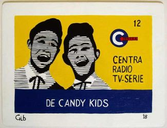 Candy kids by gibsart
