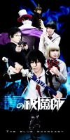 Ao no Exorcist - Hell yes by kayleighloire