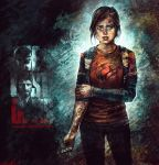 TLOU - Ellie by JustAnoR
