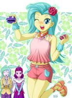 Princess Skystar by uotapo