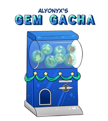 Cheap Gem Gacha (Permanently Closed) by AlyOnyxTwo