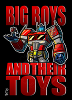Big Boy Prime by Laserbot