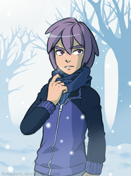 [PKMN] No winter lasts forever by Saccharinerose