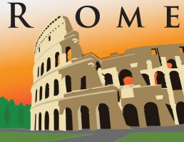 Welcome to Rome by cyspence