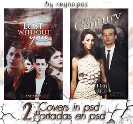 Covers in PSD by ReynaPaz