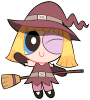 witch!!! by MaruPPG