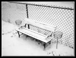 The Lonely Bench by jasonksmith