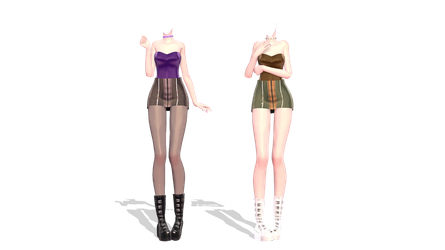Outfit #7 // DL by MarsIssey