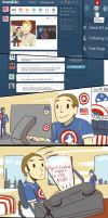 Coulson's Tumblr by irsaona