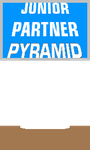 Junior Partner Pyramid Host Podium by mrentertainment