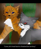 Warrior Cats ScreenShot by ThrushFeather