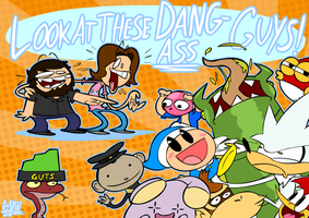 And they're the GAME GRUMPS by Mariobro64