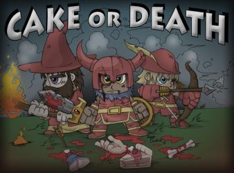 Cake or Death by AIBryce