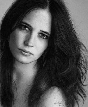 Eva Green by CarlaTeresa