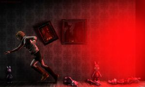 silent hill3 by Fanat08