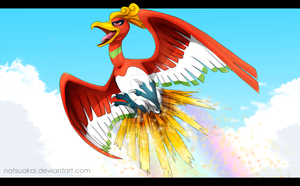 Comm: Ho-oh