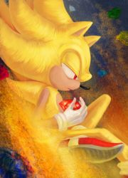 Super Sonic by DciSon