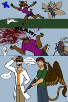 Shenanigans 004: April 2nd by IchikoWindGryphon