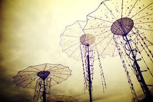 Jelly Fishes in the Sky by vonvonz
