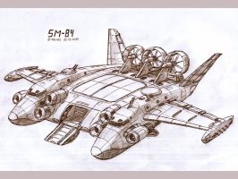 SM-84 by TheXHS