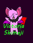 Victoria Shimeji FINISHED!!!!! by VictoriasAuroraOfLuv