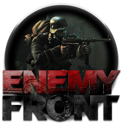 Enemy Front Icon by DudekPRO