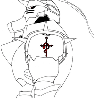 Alphonse Elric by Before-I-Sleep