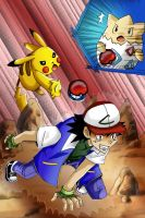 Ash, I choose you by Claudia-C18
