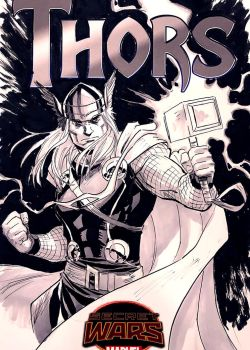 Thors by ReillyBrown