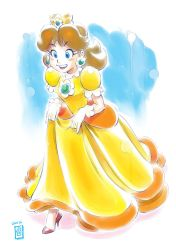 Princess Daisy by Smolb