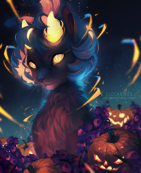 october by clockbirds