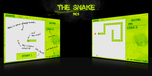 Snake, The game by Shimmi1