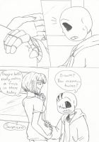 Baby Bones (Post-tale side comic) PG 36 by TrueWinterSpring